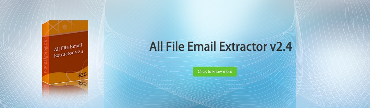 fast extract email web