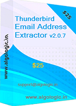 email address from thunderbird
