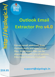 Windows 7 Outlook Email Data Extractor 4.0 full